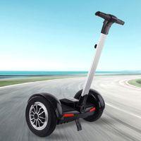 Scooter de pneu à deux roues électriques intelligente Scooter de 10 pouces 2019 Nouvelle voiture de voyage pour enfants adulte à deux roues