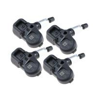 Sensores de presión 4X TPMS neumático para Lexus IS ES NX GS LS RC 42607-06.020 PMV-C010