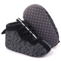 bébé nouveau-né fille Chaussures garçon Couleurs mélangées confortables Mode Première Walkers Kid Chaussures # 3 SCARPE neonata