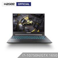 Hasee Z7M- CU7NA Laptop for Gaming(Intel Core - 10750H+ GTX 165...