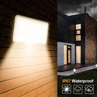 200W C8 заливающего света светодиодные лампы для садов, дворов, складов, гаражей, заводские цеха СВЕТИЛЬНИК Прожекторы