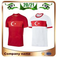 2020 Turquie Euro Soccer Jersey 20/21 Yazici Caglar Söyüncü Demiral Ozan Kabak Calhanoglu Celik Chemises de football Celik Turquie Unifor National Football Unifor