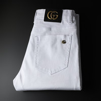 Counter White jeans men' s fashion brand Korean Tight pa...