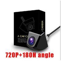 Haute qualité vision de nuit Caméra de recul 180 HD Grand Angle Caméra véhicule Caméra Etanche PAL / NTSC Switchable gros