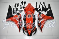 Carenagem Kits para CBR1000 RR 2006 - 2007 Body Kits para Honda CBR1000 RR 2006 Carroçaria de Honda CBR1000 RR 06