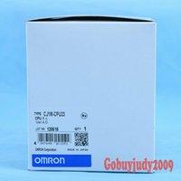 New in Box OMRON CJ1MCPU23 CJ1MCPU23 Unidade CPU Um ano de garantia