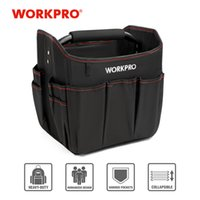 "WORKPRO 10"" Small Hand Foldable Kits Shoulder Handbag T..."