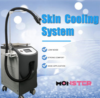 Zimmer Cryo -25 ° C Cilt Cooler Makinası Hava Soğutucu Soğutma Cilt Sistemi Cilt Soğutma Makinesi