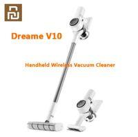 Dreame V10 Boreas dreame C Boreas El Telsiz Elektrikli Süpürge 22Kpa Taşınabilir Kablosuz Siklon Filtre Halı Toz Toplayıcı Halı Sweep