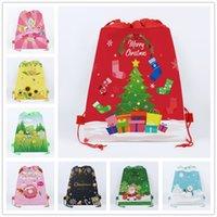 الكبار هدية عيد الميلاد حقيبة عيد الميلاد الكرتون الرباط حقيبة الاطفال ثلج عباد الشمس غير المنسوجة حقائب مصمم حقائب اليد الرباط بيع E92302