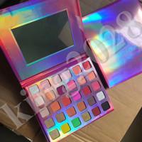 2020 Sanat Paleti 30 Shades Makyaj Göz Farı Paletleri Koleksiyonu Nihai Nötr 30 Renk Göz Farı Paleti Kozmetik Ücretsiz Kargo