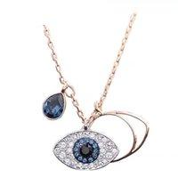 Ожерелье глаз кулон ювелирные изделия S1617 Hot Fashion Magic Eye дьявола
