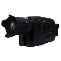 Bekintek Infrared Ночное видение Монокуляр Телескоп Цифровое Охотничье устройство 300M Расстояние наблюдения в полной тьме 4x Zoom 960P Видео