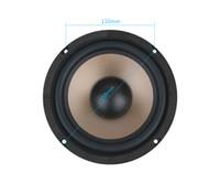 FreeShipping 6,5 pulgadas subwoofer audio 80W 4 Sistema de sonido estantería Fiebre Woofer la música del altavoz de bricolaje para 8 ohmios de alta potencia