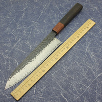 """11-Zoll""""handgemachte professionelle Kochmesser VG10 Damaskus Stahl geschmiedet Küchenmesser japanische Art Fleischerbeil Messer Kochen"""