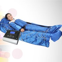 2020 Son Uzak Kızılötesi Yağ Zayıflama Preso-terapi Makinası Pressotherapy Lenf Drenaj Makinesi
