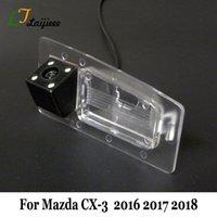 Беспроводная камера заднего вида для CX3 CX 3 CX3 2020 2020 / RCA AUX Интерфейс Автопарк резервного камеры LED ночного видения автомобиля