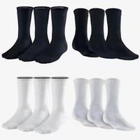 Herren Strümpfe Laufsocken Damen und Herren Socken Qualitäts-Baumwolle Socken Brief atmungsaktive Baumwolle Sports Socken Fußball Elastizität