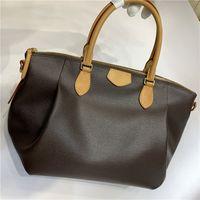 أزياء المرأة جودة عالية crossbody سيدة الكتف جلدية تورين حمل حقائب تسوق أكياس 36/40 سنتيمتر محفظة