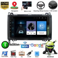 For BENZ Vito Viano B200 Car Radio Multimedia Video Player Navigation GPS Android 9 Bluetooth WIFI USB