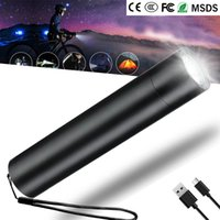 Mini S11 LED Rechargeable Dimming Zoom USB Rechargeable Flas...