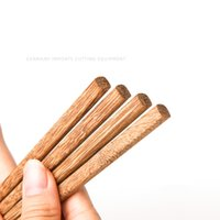 Hot Cheap Creative Personalized Wedding favors and gifts, Customized Engraving Wenge wood Chopsticks Free custom logo