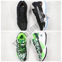Anormal 2 Giannis Antetokounmpo Zoom FIBA Grécia preto verde Coming to America Assinatura Basketball Shoes Esporte Designer Sneakers Tamanho 40-46