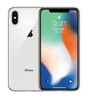100٪ الأصلي اي فون x دون وجه الهواتف مجدد الهواتف مقفلة HEXA الأساسية ROM 64GB / 256GB IOS13 5.8 بوصة 12MP 4G LTE
