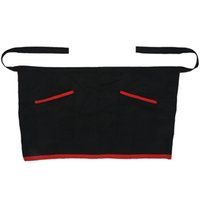 Universal Half Short Apron for Kitchen Cooking Bar Cafe Pub ...