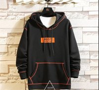 Designer O Neck Pullover Letter Print Sweatshirts Mens Standard Long Sleeve Clothes Mens Fashion Hooded Hoodies