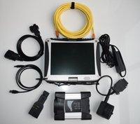 2020.06v versão coreana completa icom próxima sof-tware 750GB HDD para bmw próxima icom ista em cf-19 laptop usado 4G de computação de alta qualidade
