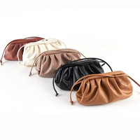Fashion Bag for Women Cloud Soft Leather Madame Bag Single Shoulder Slant Dumpling Handbag Day Clutches Messenger Bag