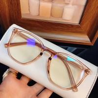 2020 Hotsale 8931 mulheres Anti-Bluelight GlassesFrame 51-19-142 UV400 Leve prancha Rim de óculos prescritos óculos de telefone de computador