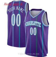 "Vintage Ja 12 Morant 10 Mike Biby Basketby Basketby Jerseys Lamelo 2 Ball Memphis ""Grizzlies"" Vancouver ""Charlotte"" Charlotte ""Hornets"" Gordon 20 Jersey Retro Hayward"