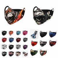 24 Stiller Bisiklet Toz geçirmez Yeniden kullanılabilir Nefes Güneş Koruyucu Spor Doğa Sporları Binicilik Tasarımcı Maskeler CYZ2630 Malzemeleri Maske Maske