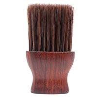 Brosse à raser Haircut bricolage cou nettoyage coiffure outil Bristle visage brisé cheveux Bardber Styling pratique souple à fibres