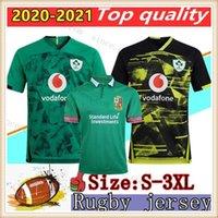 20 21 Irland Home Away Rugby Jerseys 2019 Weltcup Nationalmannschaft Top Qualität Rugby Hemden 18/19 Retro League Jersey Mens S-3XL