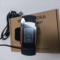 HD веб-камера Веб-камера 30fps 480P / 720P / 1080P ПК Камера Встроенная Звукопоглощающие Микрофон USB 2.0 Запись видео Для компьютера для портативных ПК