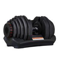 Dumbbell ajustável 5-40kg Workouts Fitness Halteres Pesos Construa seus músculos Esportes Fitness Supplies Equipamento Zza2471 Transporte marítimo
