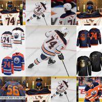 2021 As novas Ethan Urso Cree Edmonton Oilers em alternativas Jerseys com On Ice Cresting Sílabas Honras Indígena Heritage Hockey Jersey