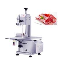 상업용 고속 톱 뼈 기계 자동 트로터 / frozenmeat / 가금류 뼈 절단 기계 전기 커터 리브