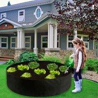 15-100 gallons plantes cultivez des sacs grosse plante plante pousse sacs plante de racine de jardinière respirante plante de conteneur avec poignée de jardin de jardin pépinière