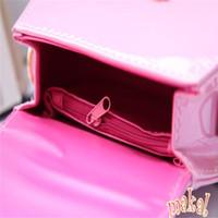 4 ألوان أطفال حقائب الأزياء طباعة مصمم الطفل محفظة مراهقات الفتيات البسيطة رسول حقائب الأطفال بو حقيبة الكتف