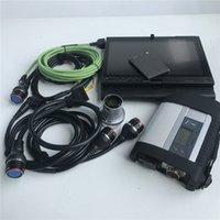 x200t 4G Dizüstü HHTwin Teşhis Kompakt 4 Çoklayıcı İçin MB Diagnose ile MB Star C4 SD Bağlan + SSD 2.020,06