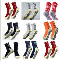 Orden de mezcla 2020 Venta de calcetines de fútbol antideslizante TRUSOX Calcetines para hombre Calcetines de fútbol Calcetines de algodón con trusox