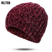 قبعة / جمجمة قبعات mltbb الشتاء النساء الكلاسيكية قبعة قبعة لينة الدافئة القبعات للسيدات التحوط التزلج كاب الشنيل skullcap