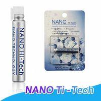 Anti Scratch 3D Curved Edge 1ML Liquid Nano Technology Screen Protector For iPhone 7 8 X Samsung