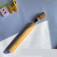 Escova de dentes vasilha Caso Bamboo suporte do tubo portátil de armazenamento Acessórios do banheiro de madeira Travel Hotel Abastecimento Hot Sale 5 2xl C2