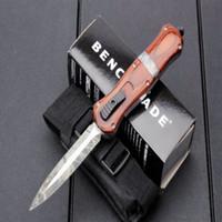 Benchmade BM 3300 3350 166 6 Modelleri Infidel Açık Kamp Avcılık Survival Bıçak Gibi Bir Hediye Olarak BM940 BM943 535 555 781 556