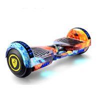 Patear scooters inteligente eléctrico coche niños 7-12 pulgadas adulto dos ruedas scooter bluetooth vehicle